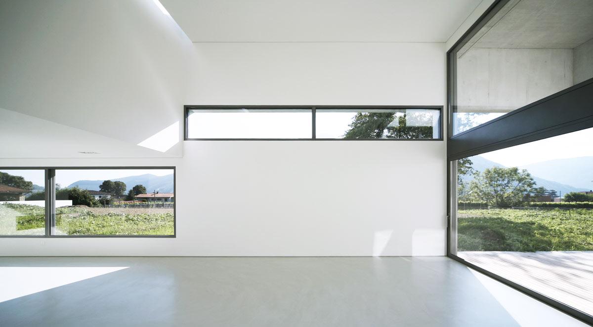 Casa poco iluminada 8 consejos para resolver la falta de - Casas con luz natural ...